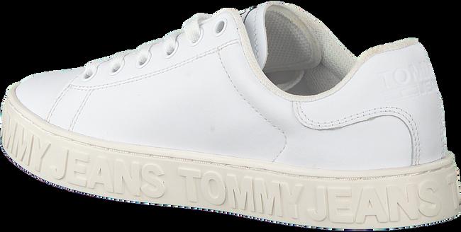 TOMMY HILFIGER Baskets basses COOL TOMMY JEANS SNEAKER WMNS en blanc  - large