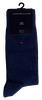 TOMMY HILFIGER Chaussettes 371111 en bleu - small