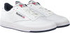 REEBOK Baskets CLUB C 85 MEN en blanc - small