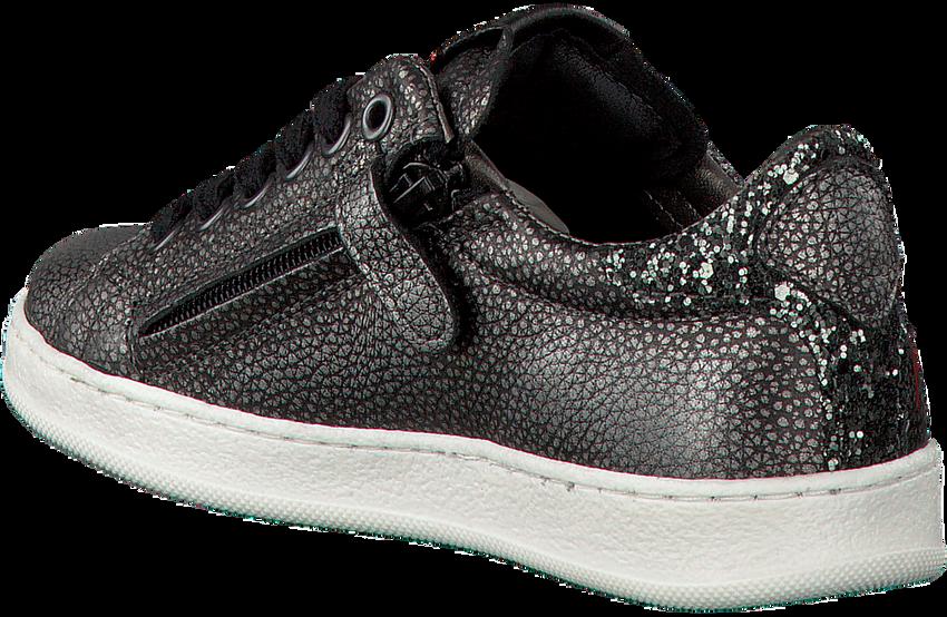 Zwarte HIP Sneakers H1678  - larger