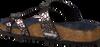 BIRKENSTOCK PAPILLIO Tongs MAYARI METALLIC STONES en noir - small