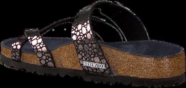 BIRKENSTOCK PAPILLIO Tongs MAYARI METALLIC STONES en noir - large