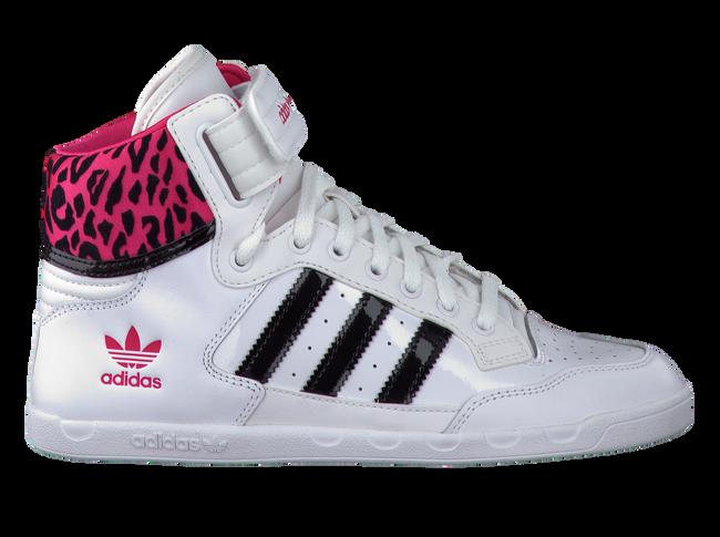 white ADIDAS shoe CENTENIA HI  - large