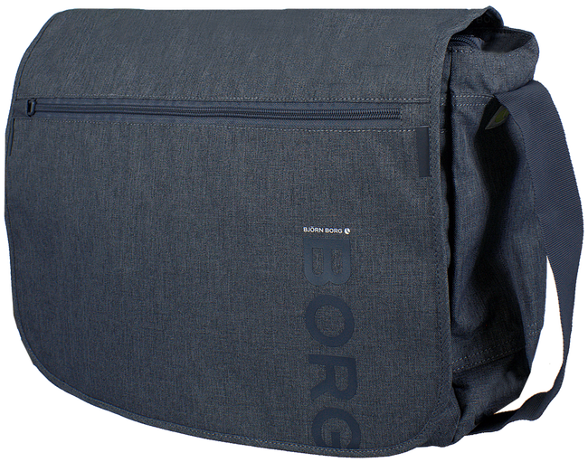 BJORN BORG Sac bandoulière CORE FLYER LOW en bleu - large