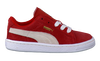 PUMA Baskets 355116 en rouge - small