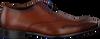 FLORIS VAN BOMMEL Chaussures à lacets 18075 en cognac - small