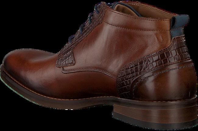 Cognac MAZZELTOV Nette schoenen MBERTO617.05OMO1  - large