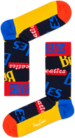 Multi HAPPY SOCKS Sokken BEATLES IN THE NAME OF SOCK  - medium