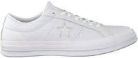 Witte CONVERSE Sneakers ONE STAR OX HEREN  - medium