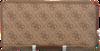 GUESS Sac à main CATHLEEN SLG CHEQUE ORGANIZER en marron  - small