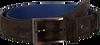 FLORIS VAN BOMMEL Ceinture 75153 en marron - small