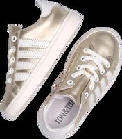 Gouden TON & TON Lage sneakers E1325-212  - medium