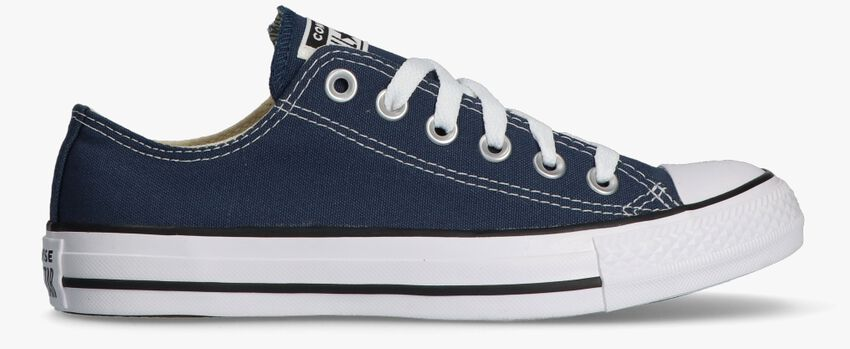 Blauwe CONVERSE Sneakers CHUCK TAYLOR ALL STAR OX DAMES - larger