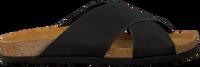 Zwarte MAZZELTOV. Slippers 19-0465  - medium