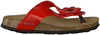 BETULA Tongs LENE en rouge - small