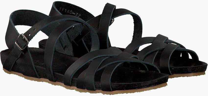 RED RAG Sandales 79160 en noir - larger