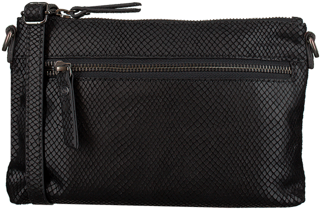 Zwarte BY LOULOU Clutch 01POUCH111B - large