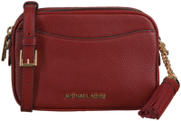 MICHAEL KORS Sac bandoulière JET SET SM en marron  - medium
