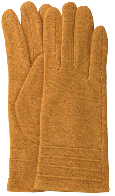 Gele ABOUT ACCESSORIES Handschoenen 4.37.100.2  - large