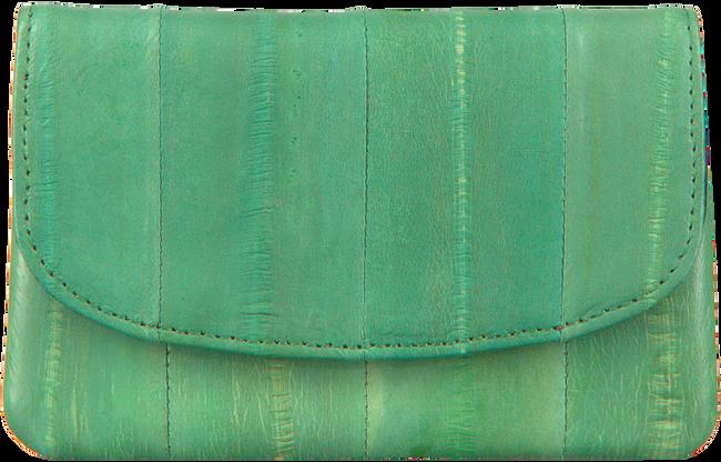 BECKSONDERGAARD Porte-monnaie HANDY RAINBOW AW19 en vert  - large