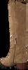 NOTRE-V Bottes hautes BY6205X en beige  - small