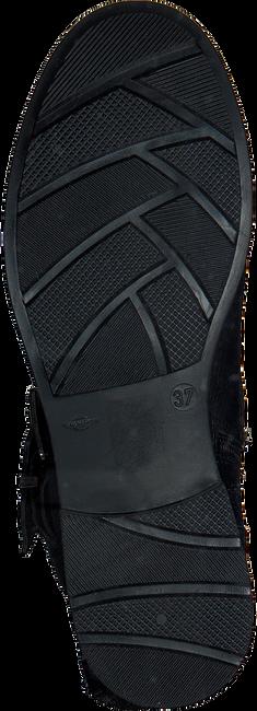 OMODA Bottines à lacets 8620 en noir - large