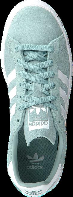 ADIDAS Baskets CAMPUS J en vert - large