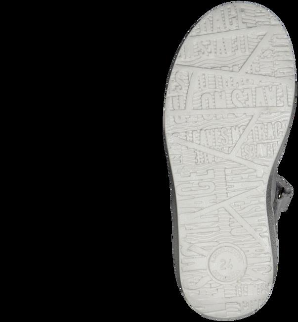 DEVELAB Ballerines 5201 en blanc - large