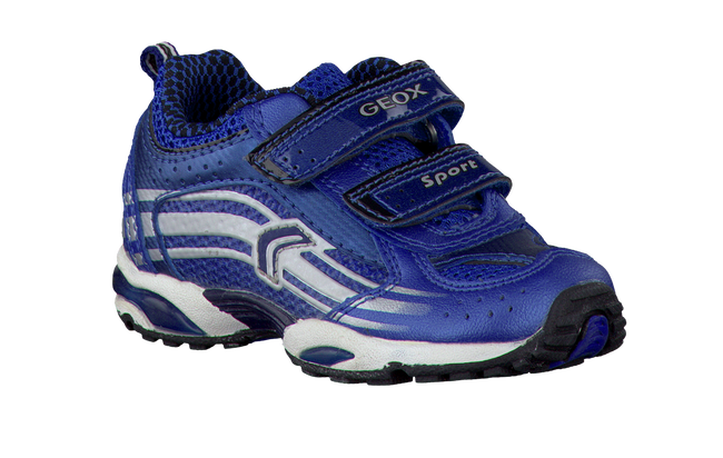 Blue GEOX shoe B11F5B 01454  - large