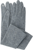 ABOUT ACCESSORIES Gants 4.37.101 en gris - small