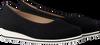 HASSIA Chaussures à enfiler PISA en noir  - small