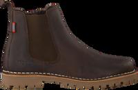 Bruine KOEL4KIDS Chelsea boots KO917-MF-05  - medium