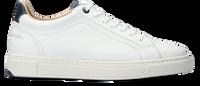 Witte VAN BOMMEL Lage sneakers 13380  - medium