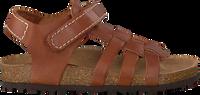 CLIC! Sandales ARGOS en marron - medium