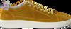 FLORIS VAN BOMMEL Baskets basses 13265 en jaune  - small