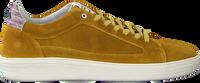 Gele FLORIS VAN BOMMEL Lage sneakers 13265  - medium
