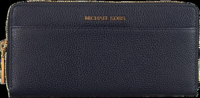 MICHAEL KORS Porte-monnaie POCKET ZA en bleu - large