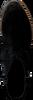 Zwarte VIA VAI Enkellaarsjes 4701116  - small