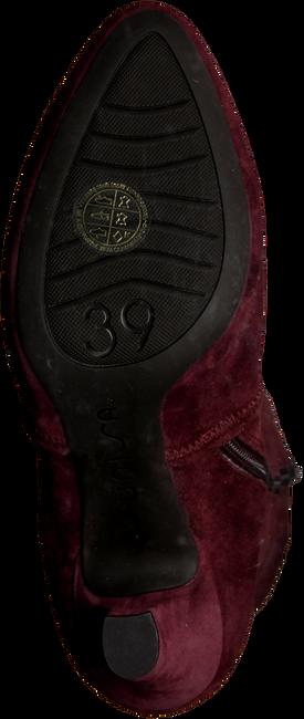 UNISA Bottes hautes RHYS F12 BS en rouge - large