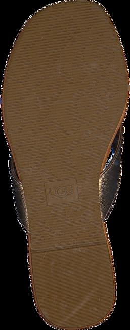 UGG Tongs W TUOLUMNE en bronze  - large