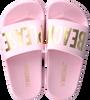 Roze THE WHITE BRAND Slippers BEACH MINIMAL KIDS  - small