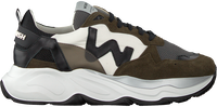 Groene WOMSH Lage sneakers FUTURA HEREN - medium