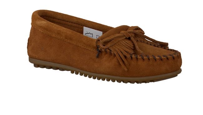 cognac MINNETONKA shoe 400  - large