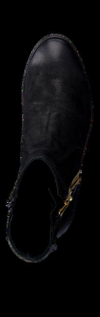 NUBIKK Bottes hautes EMMA DOUBLE ZIP en noir - large