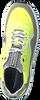 FLORIS VAN BOMMEL Baskets basses 16303 en jaune  - small