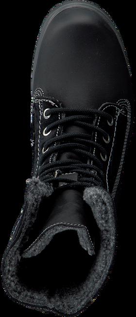 OMODA Bottines à lacets 1260 en noir - large