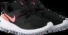 Zwarte NIKE Sneakers NIKE TESSEN - small