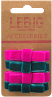 Roze LE BIG Haarband PHILICIA HAIRCLIPS  - medium
