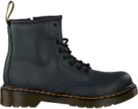 Blauwe DR MARTENS Veterboots 1460 K DELANEY  - medium