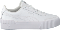 Witte PUMA Lage sneakers CARINA LIFT TW  - medium